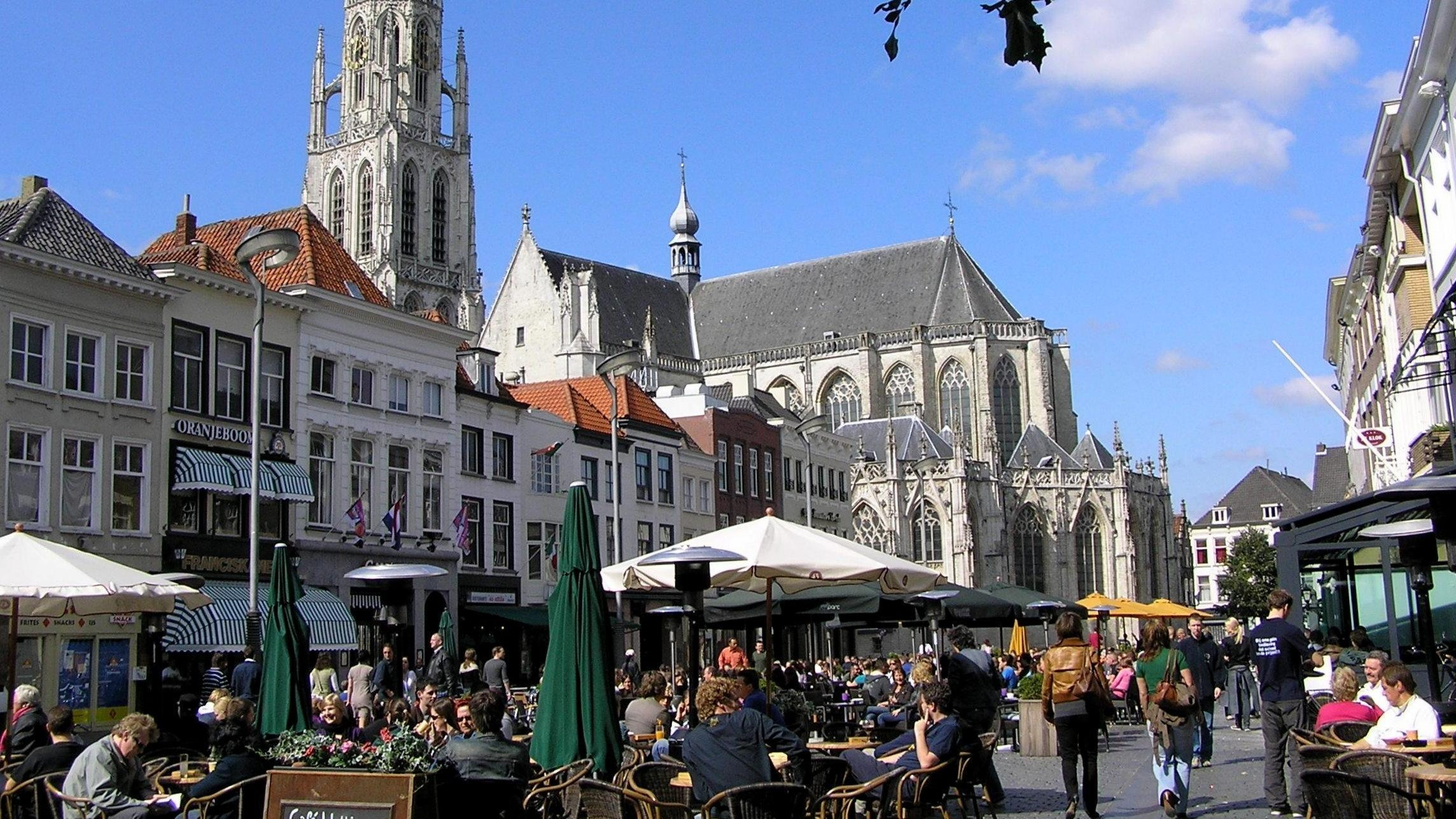 Breda Best City of Holland Package